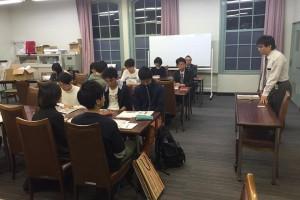 熊本支援学生キックオフ